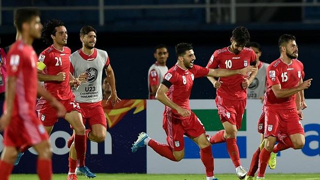 VTV6 TRỰC TIẾP bóng đá hôm nay: U-23 Iran đấu với U-23 Hàn Quốc, VCK U23 châu Á 2020