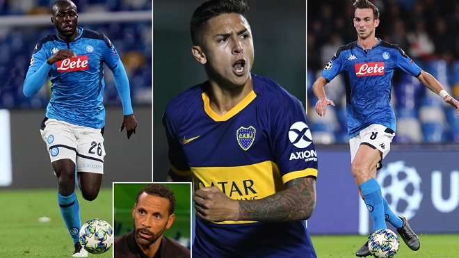 MU, chuyển nhượng MU, tin bóng đá MU, lịch thi đấu MU, lịch thi đấu cúp FA, truc tiep bong da, Wolves vs MU, Fabian Ruiz, Kalidou Koulibaly, Agustin Almendra, Edinson Cavani