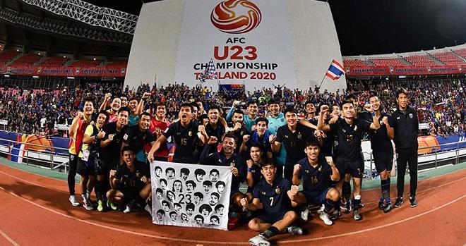 Kết quả bóng đá, Kết quả U23 châu Á, Tỉ số U23 hôm nay, Tứ kết U23 châu Á 2020, U23 Thái Lan vs Saudi Arabia, Australia vs Syria, ket qua bong da truc tuyen, U23 châu Á