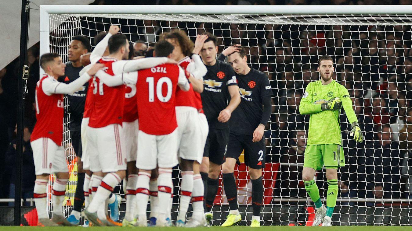 Arsenal 2-0 MU: Pepe và Sokratis lập công, 'Pháo thủ' nhấn chìm MU ở Emirates