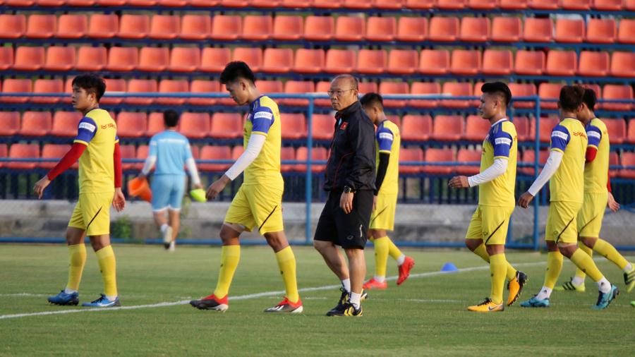Trực tiếp bóng đá hôm nay: U23 Việt Nam vs Bahrain, giao hữu chuẩn bị cho U23 châu Á 2020