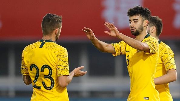 Ket qua bong da, kết quả U23 châu Á 2020 hôm nay, U23 Australia vs U23 Thái Lan, U23 châu Á 2020, kết quả VCK U23 châu Á 2020, ket qua bong da hom nay, bong da, bóng đá