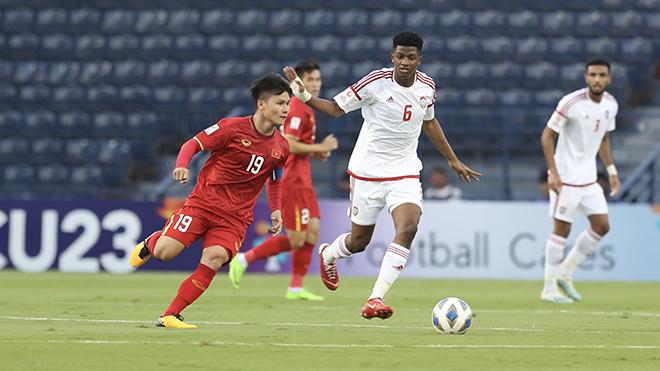VTV6 trực tiếp bóng đá hôm nay: U23 Việt Nam đấu với U23 Triều Tiên. Xem VTV6