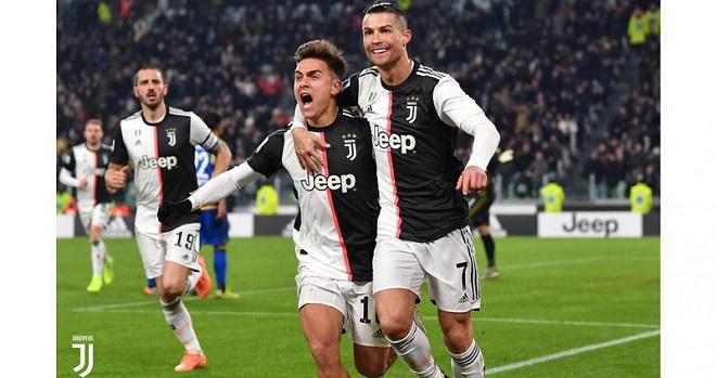 Cristiano Ronaldo, Juventus, Parma, trực tiếp Juventus, Serie A, lịch thi đấu, Paulo Dybala, Sarri, Higuain