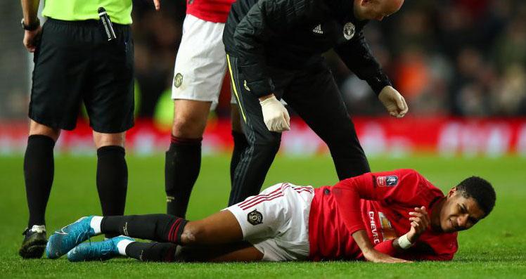 Marcus Rashford, mu, rashford chấn thương, manchester united, lịch thi đấu, trực tiếp bóng đá, solskjaer, liverpool vs mu, kết quả bóng đá