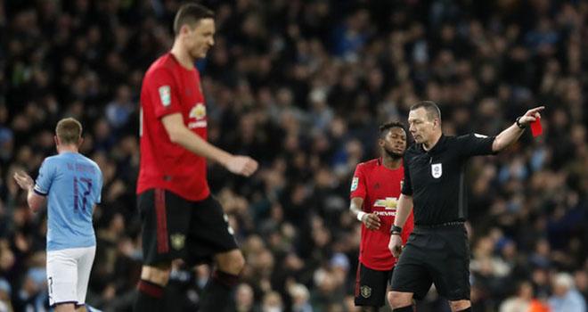 Ket qua bong da, kết quả bóng đá, kết quả bán kết cúp Liên đoàn Anh, Man City vs MU, video Man City 0-1 MU, kết quả MU, MU, M.U, Quỷ đỏ, Matic, tội đồ, người hùng, kqbd