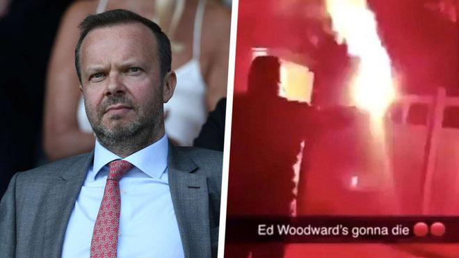 MU. Tin tức bóng đá MU: Fan cuồng Quỷ đỏ tấn công nhà của Ed Woodward