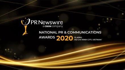 PR Newswire Việt Nam, truyền thông, quan hệ công chúng, đa phương tiện, giải thưởng, lễ trao giải