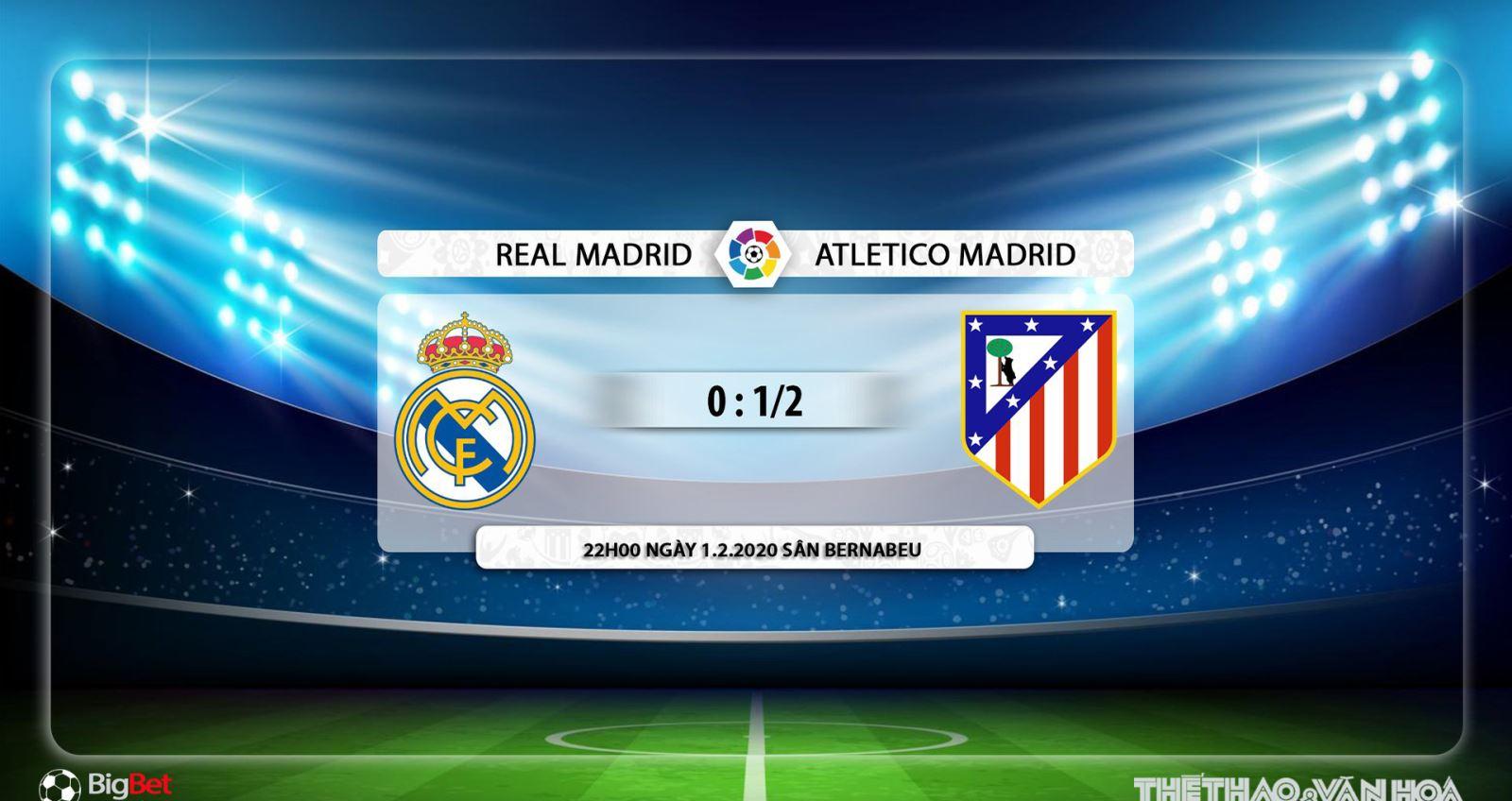dự đoán Real Madrid vs Atletico Madrid, trực tiếp Real Madrid vs Atletico Madrid, nhận định Real Madrid vs Atletico Madrid, Real Madrid, Atleico Madrid, K+, K+PM