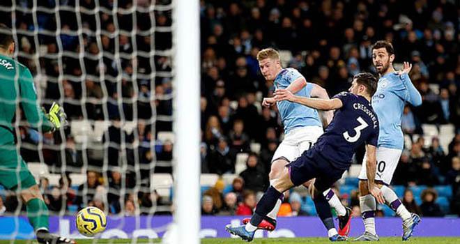 Man City vs West Ham, kết quả Man City vs West Ham, kết quả bóng đá, bóng đá, Ngoại hạng anh, De Bruyne, Rodri, lịch thi đấu