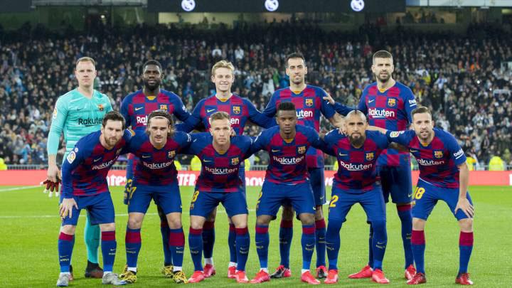 Barca có thể giảm lương cầu thủ vì dịch COVID-19