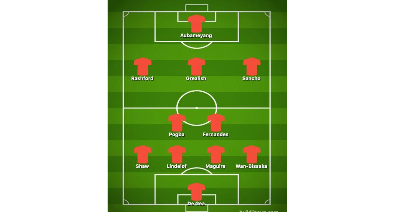 mu, manchester united, bóng đá, bóng đá hôm nay, lịch thi đấu, trực tiếp bóng đá, Pierre-Emerick Aubameyang, Jadon Sancho, Jack Grealish.