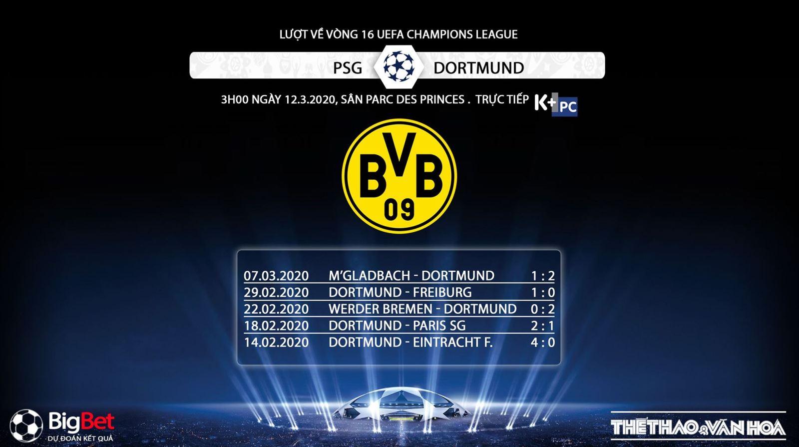 Chú thích PSG vs Dortmund, PSG, Dortmund, trực tiếp bóng đá, lịch thi đấu bóng đá, PSG, K+PC, K+NS, bóng đá, trực tiếp bóng đá, Cúp C1