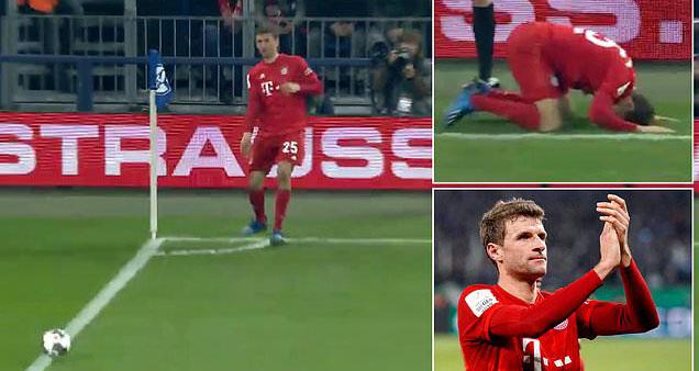 Thomas Mueller, bóng đá, bóng đá, Bayern Munich, Schalke, Cúp Quốc gia Đức, đá phạt góc, lịch thi đấu bóng đá