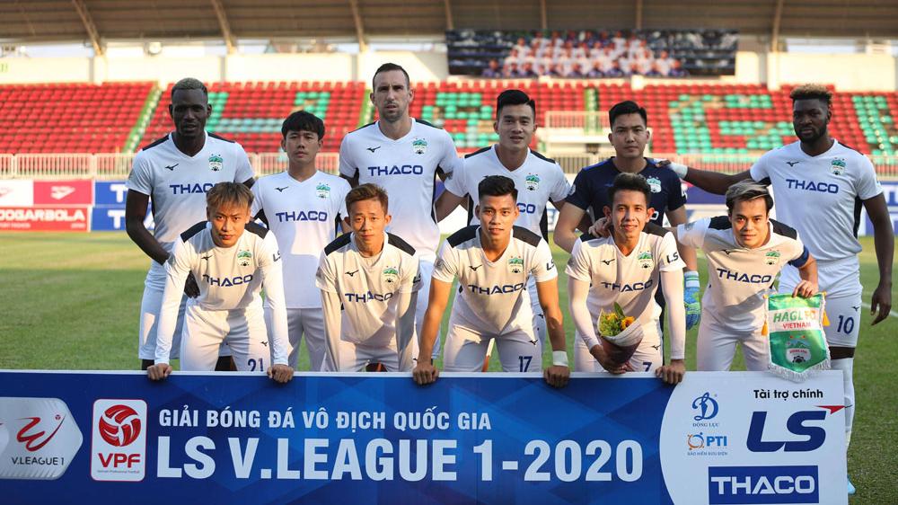 Lịch thi đấu vòng 2 V League 2020. Trực tiếp trên VTV6, VTV5