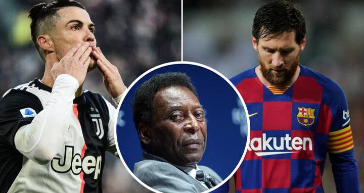 bóng đá, bong da, bong da hom nay, Pele, Ronaldo, messi, Franz Beckenbauer, Johan Cruyff, Ronaldinho, QBV, cầu thủ giỏi nhất thế giới