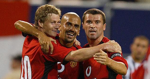 bóng đá, bong da, veron, rio ferdinand, roy keane, tin tức bóng đá, tin tức mu, sir alex, mu, manchester united, chuyển nhượng