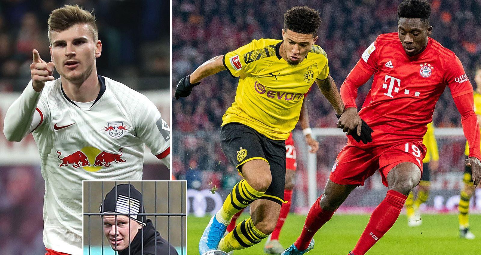 bóng đá, bong da, tin bóng đá, Bundesliga, bóng đá Đức, khẩu trang, COVID-19