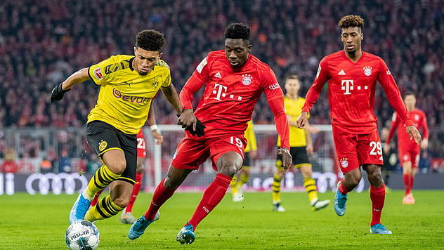 Cầu thủ Bundesliga có thể đeo khẩu trang khi thi đấu