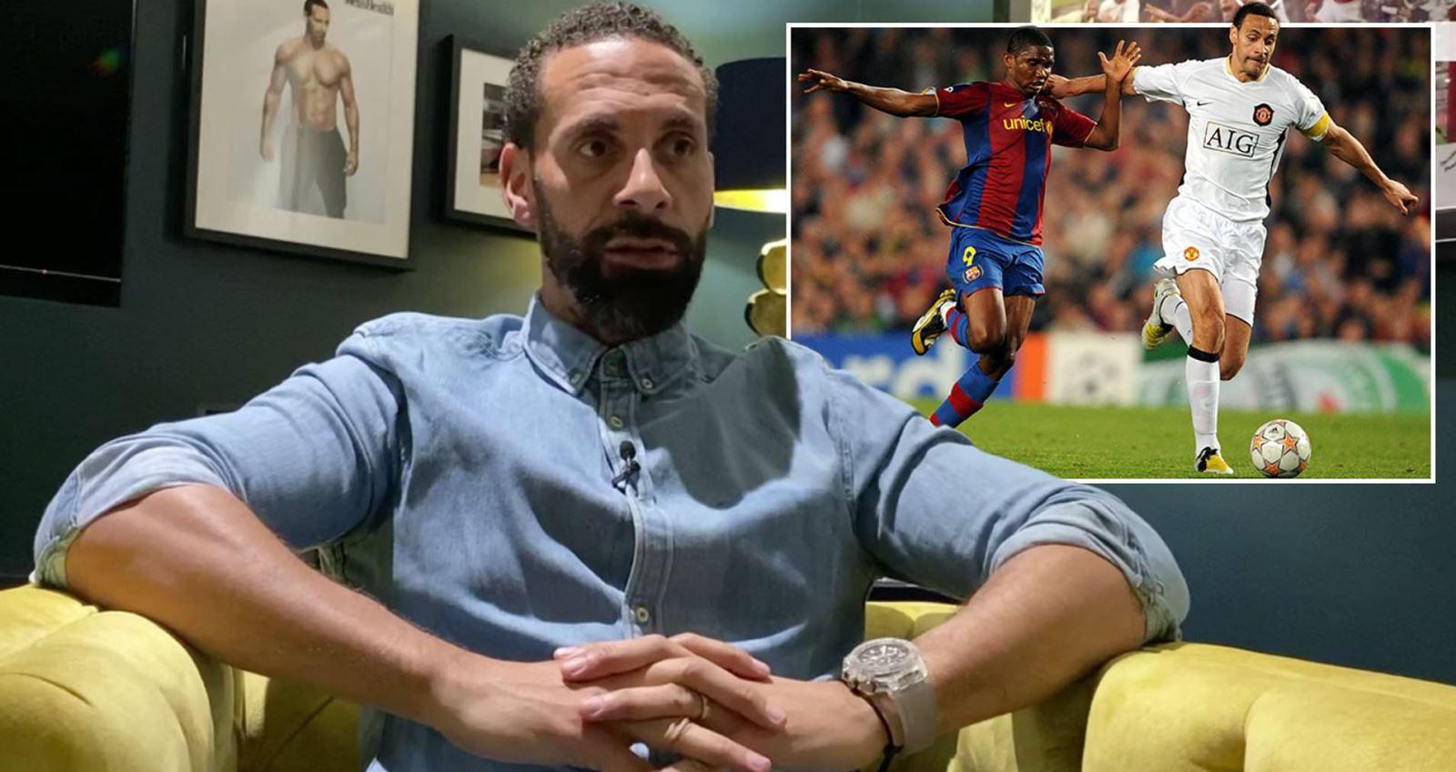 Rio Ferdinand, MU, manchester united, bóng đá, bong da hom nay, mu, chuyển nhượng MU, Barcelona, Barca, Messi
