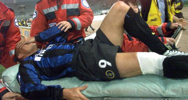 bóng đá, bong da, ronaldo béo, ronaldo, ronaldo de lima, ronaldo brazil, inter milan, chấn thương, ronaldo béo chấn thương, brazil, world cup 2002