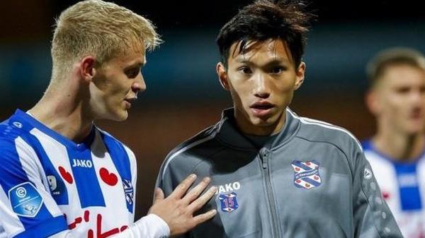 Báo Hà Lan khẳng định Văn Hậu phải rời Heerenveen