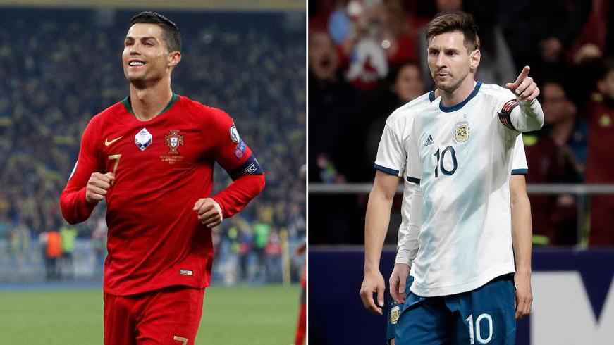 Ronaldo và Messi: Ai hay hơn ai? Cuối cùng cũng đã có câu trả lời
