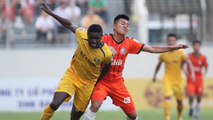 Trực tiếp bóng đá SLNA vs Bình Định. Trực tiếp cúp Quốc gia 2020