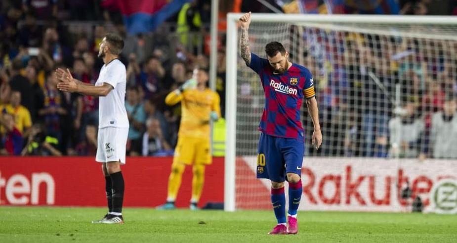 Barcelona, barca, bóng đá, bong da hom nay, bong da, messi, lionel messi, la liga, kỷ lục