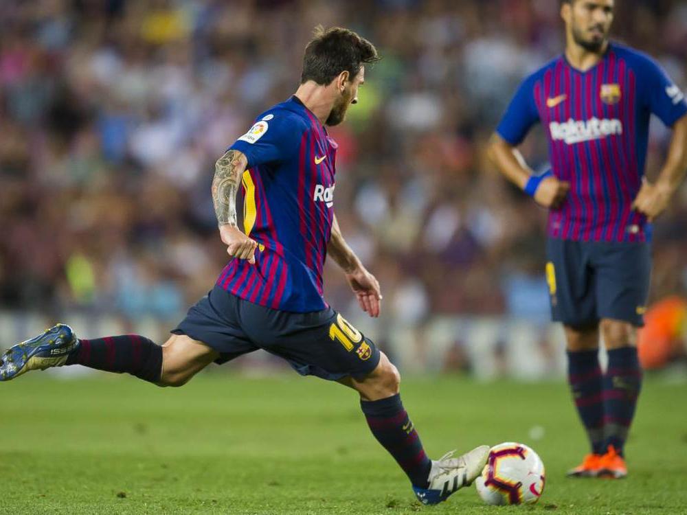 10 kỷ lục ít ai biết đến của Messi
