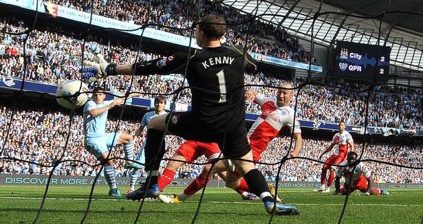 Manchester City,bong da, bóng đá, bóng đá hôm nay,Sergio Aguero,MU, Man City ,Manchester United,QPR, Premier League, Ngoại hạng Anh