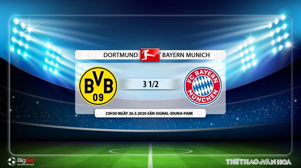 Dortmund vs Bayern Munich, Dortmund, bayern munich, trực tiếp bóng đá, xem bong da truc tuyen, Bundesliga, soi kèo, nhận định