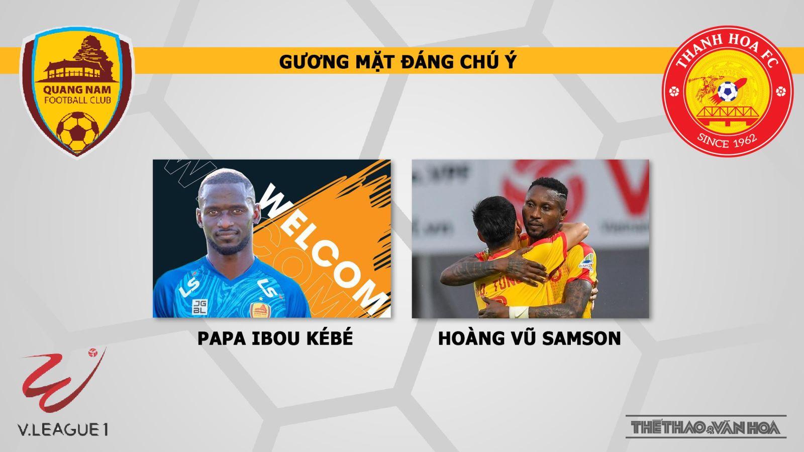 Quảng Nam vsThanh Hóa, Quảng Nam, Thanh Hoá, soi kèo bóng đá, trực tiếp bóng đá, kèo bóng đá, nhận định, dự đoán