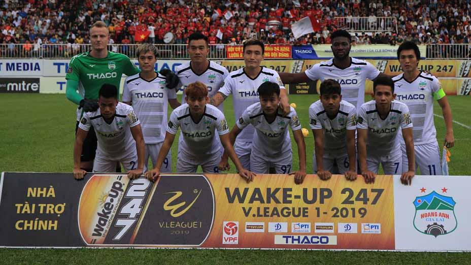Trực tiếp bóng đá. Trực tiếp V-League 2020. Hà Nội vs HAGL, SLNA vs Đà Nẵng. Bóng đá TV