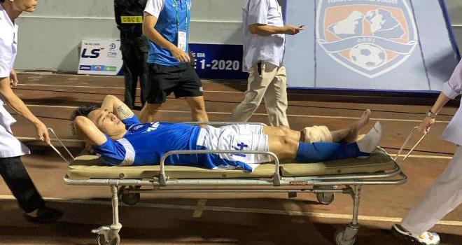 bóng đá, bong da hom nay, bóng đá hôm nay, MU, manchester united,  Van de Beek, Hải Huy, chấn thương, Than Quảng Ninh