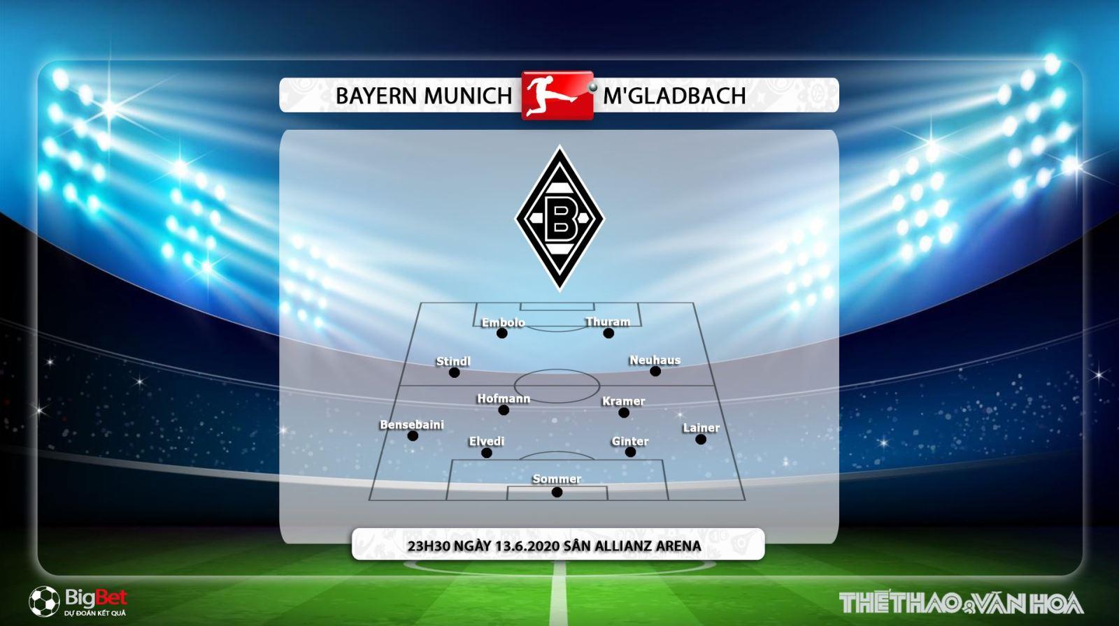 Bayern Munich vs Gladbach, kèo bóng đá, bóng đá, bong da, Bayern Munich, Gladbach, dự đoán, nhận định