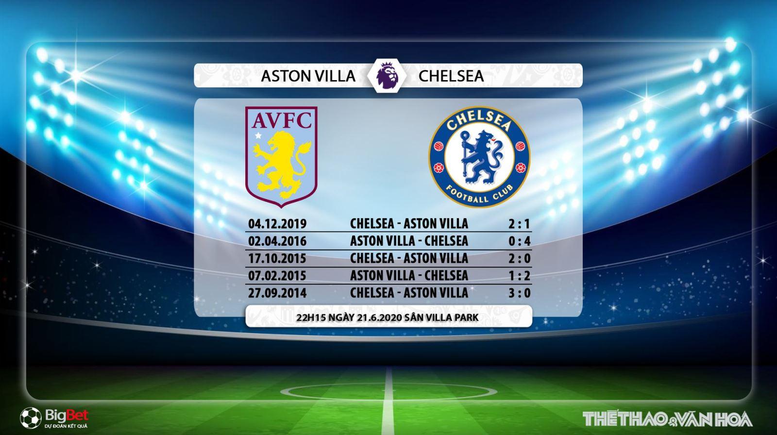 bóng đá, bong da anh, chelsea, aston villa, aston villa vs chelsea, trực tiếp bóng đá, ngoại hạng anh, xem bóng đá trực tiếp