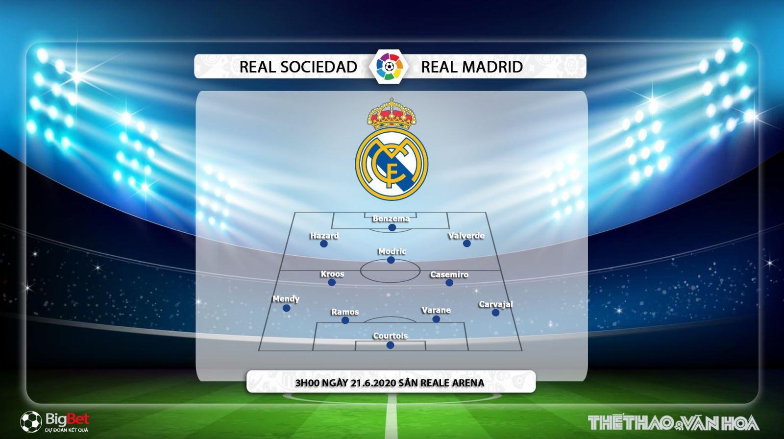 Keo nha cai, Kèo nhà cái, Sociedad vs Real Madrid, Trực tiếp bóng đá Vòng 30 La Liga, Real Madrid đấu với Sociedad, BĐTV, Trực tiếp BĐTV, bóng đá TBN, Kèo Real Madrid