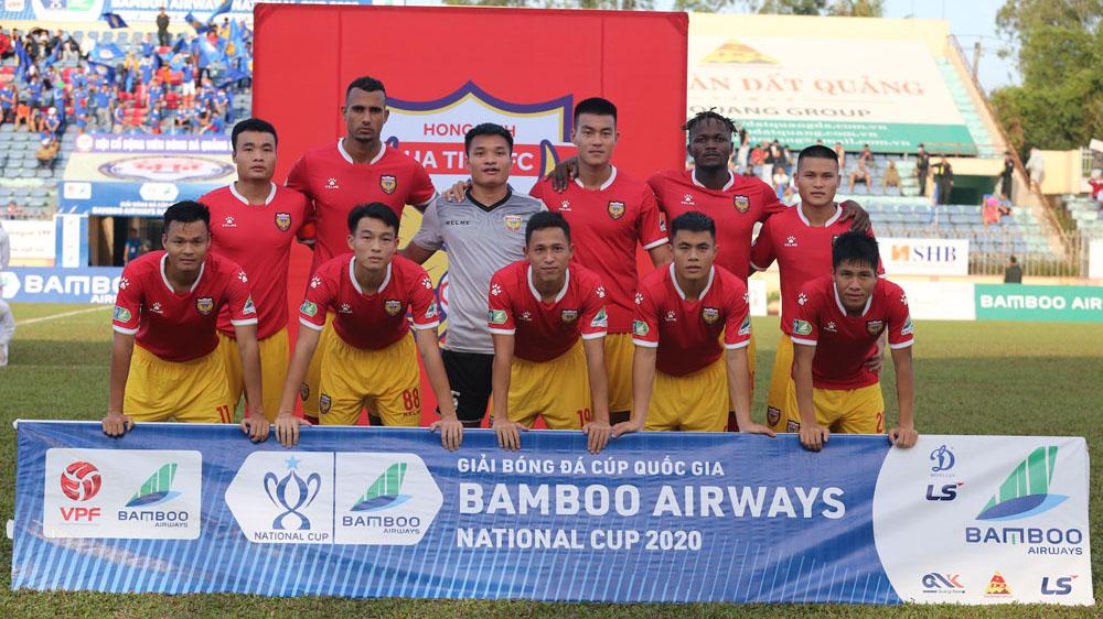 Kết quả bóng đá Sài Gòn 1-1 Hà Tĩnh: Geovane sắm vai người hùng, Sài Gòn giành 1 điểm trên sân nhà