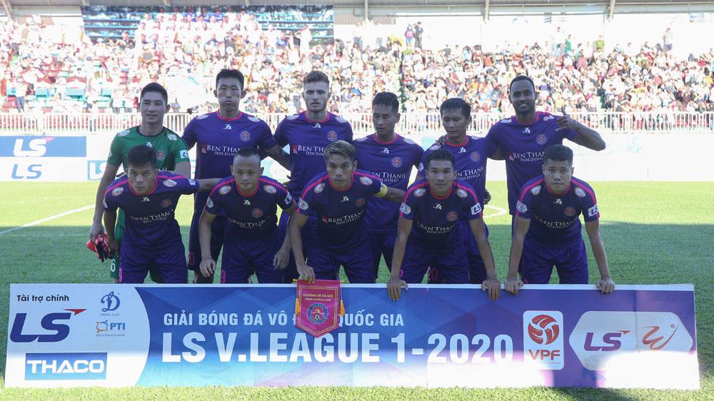 Trực tiếp bóng đá: Sài Gòn vs Hà Tĩnh. Trực tiếp bóng đá Việt Nam. TTTV. VTC3 trực tiếp