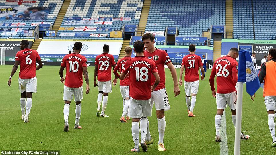 Leicester 0-2 MU: Giành trọn 3 điểm, MU về đích ở vị trí thứ 3