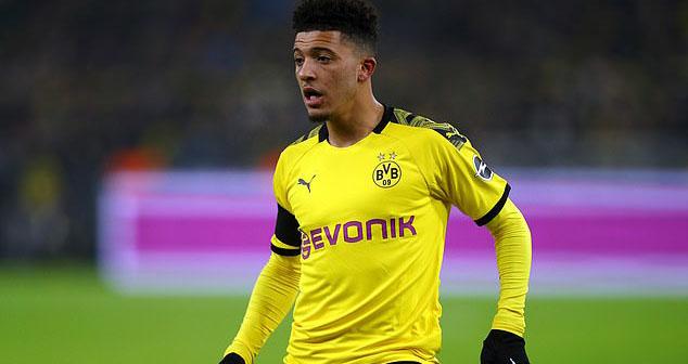 bóng đá, bóng đá hôm nay, Jadon Sancho, Sancho, MU, manchester united, lịch thi đấu bóng đá hôm nay, Dortmund, chuyển nhượng