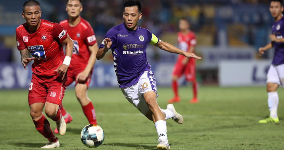 BXH V-League 2020, Hà Nội 1-0 Hải Phòng, kết quả bóng đá Việt Nam, bảng xếp hạng V-League 2020, bảng xếp hạng bóng đá Việt Nam, lịch thi đấu V-League 2020, kết quả Hà Nội