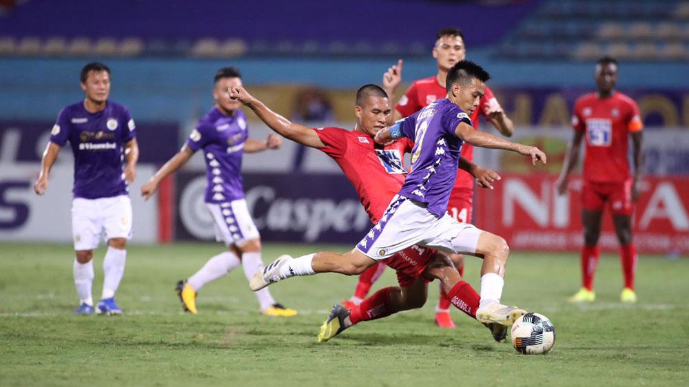 Hà Nội 1-0 Hải Phòng: Đối thủ đá phản lưới nhà, Hà Nội đã biết thắng