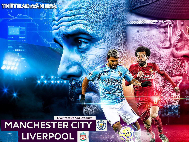 Soi kèo bóng đá Man City vs Liverpool. Trực tiếp bóng đá Ngoại hạng Anh. K+. K+PM