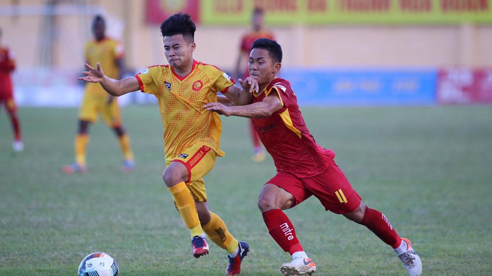 Trực tiếp bóng đá. Sài Gòn vs Thanh Hoá. Trực tiếp bóng đá Việt Nam. BĐTV