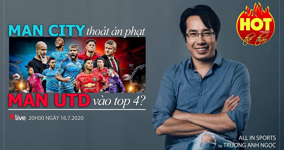 BLV Anh Ngọc, Man City, bóng đá, bóng đá Anh, CAS, UEFA, Luật công bằng tài chính