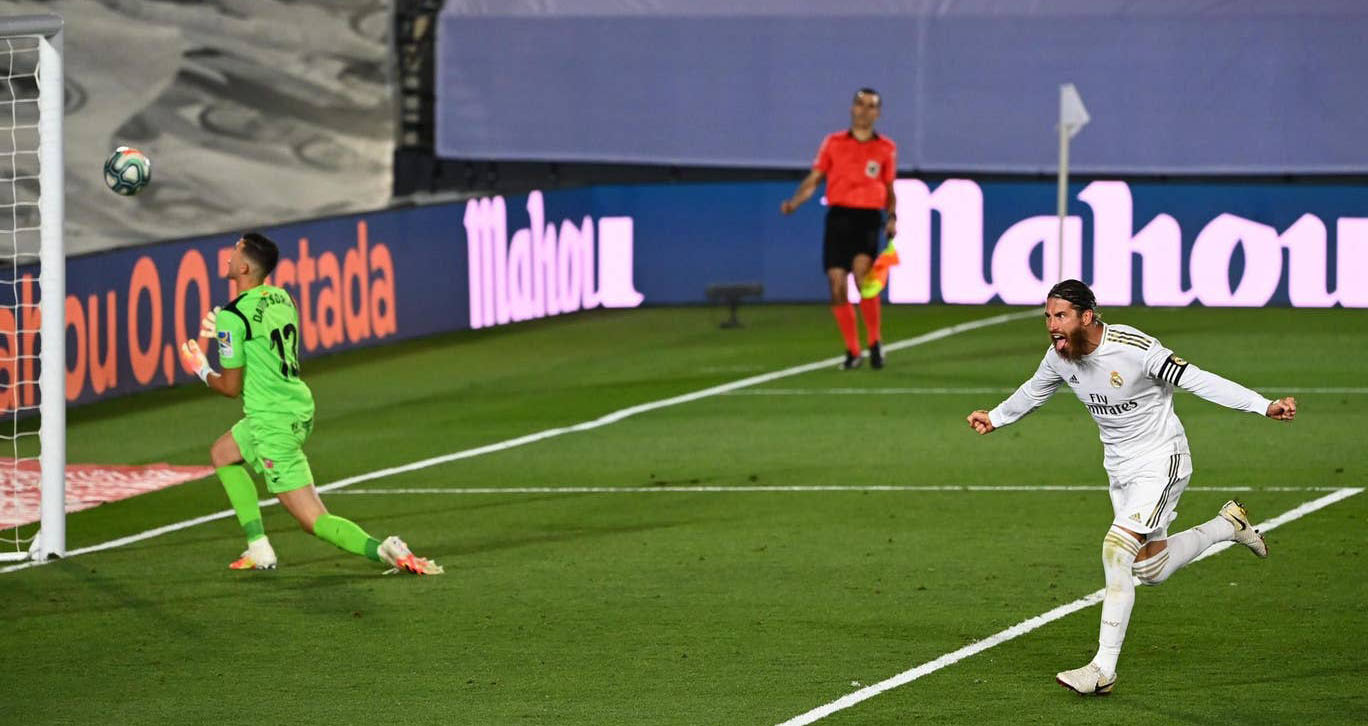 Ket qua bong da, Real Madrid 1-0 Getafe, Kết quả bóng đá Tây Ban Nha vòng 33, kết quả La Liga 2020, kết quả Real Madrid đấu với Getafe, bảng xếp hạng bóng đá Tây Ban Nha