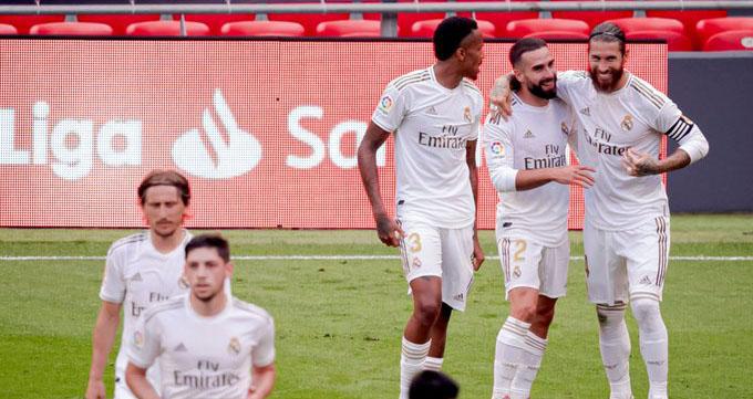 Ket qua bong da, Bilbao vs Real Madrid, Kết quả La Liga, BXH Liga, Cuộc đua vô địch, Kết quả Bilbao vs Real Madrid, bảng xếp hạng Tây Ban Nha, bảng xếp hạng La Liga, kqbd