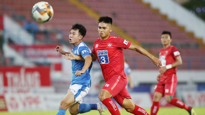 Trực tiếp bóng đá. Hà Nội vs Hải Phòng. VTV6. VTC3 trực tiếp V-League 2020